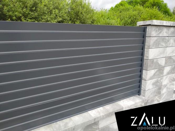 Ogrodzenia aluminiowe ZALU