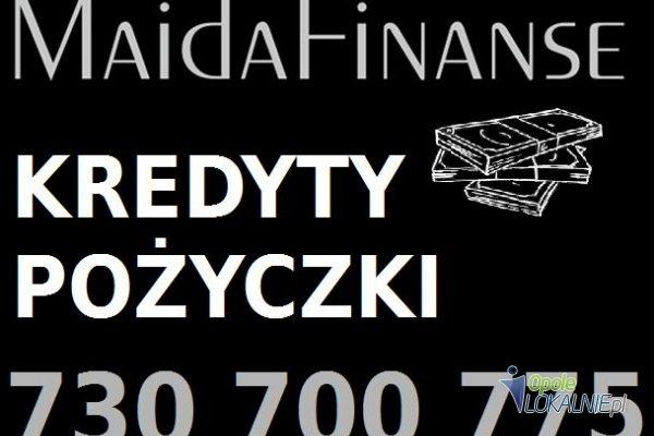 Pożyczki pozabankowe i kredyty bankowe z opóźnieniami.