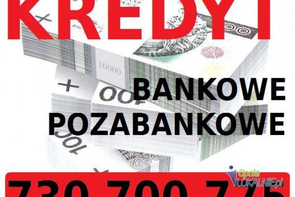 Kredyt, pożyczka dla osób w trudnej sytuacji finansowej.
